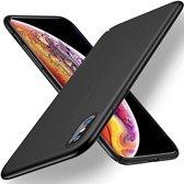 ShieldCase iPhone Xs Ultra thin case (zwart)