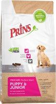 Prins Procare Puppy & Junior - Hondenvoer - 7,5 kg