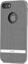 Moshi Vesta for iPhone 7/8 herringbone gray