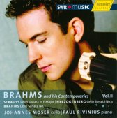 Brahms And His Contemporaries Vol.Ii
