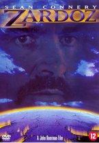 DVD cover van Zardoz