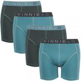 Vinnie-G boxershorts Leaves Uni 4-pack -XXL