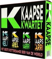 Kaapse Brouwers Cadeaupakket - 4 x 33cl