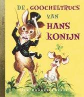 Gouden Boekjes - De goocheltrucs van Hans Konijn