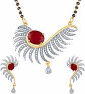 Rode Steen - Dames Mangalsutra - Kettingen