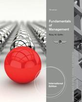 Fundamentals of Management, International Edition