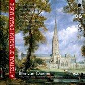 Festival Of English Organ Music Vol