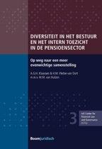 ICFG reeks 3 - Diversiteit in het bestuur en het intern toezicht in de pensioensector
