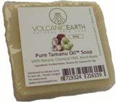Volcanic Earth Handgemaakte Zeep met Tamanu Olie [+ 1 gratis]