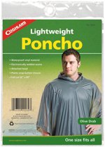 Coghlan's Poncho - Groen - One size