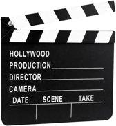 Hollywood Filmklapper (18 x 20 cm)