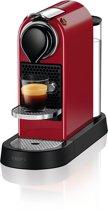 Krups Nespresso Citiz XN7415 - Koffiecupmachine - Rood