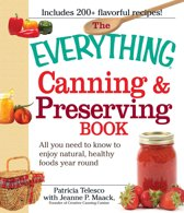 The Everything Canning and Preserving Book