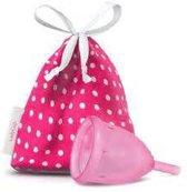 LadyCup Menstruatiecup pink - Maat S