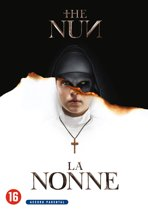DVD cover van The Nun
