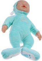 Toi-toys Babypop Baby Family Blauw