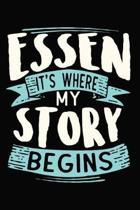 Essen It's where my story begins
