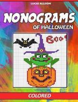 Nonograms of Halloween