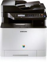 Samsung CLX 4195FN Premium Line Laser A4 Bruin, Wit