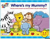 Galt - Spel - Where's My Mummy?