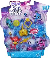 LITTLEST PETSHOP COSMIC COLLECTION PACK