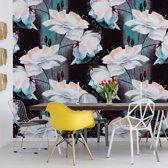 Fotobehang Floral Pattern   VEP - 250cm x 104cm   130gr/m2 Vlies