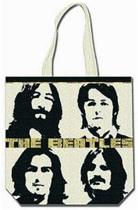The Beatles Tote Bag Four Heads
