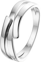 The Jewelry Collection Ring - Zilver Gerhodineerd