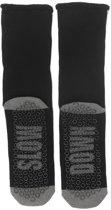 Bonnie Doon - Heren - Huissokken - Slow Down Homewear Sock - Zwart - 40/46