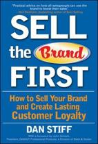 Sell the Brand First