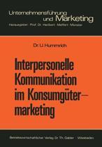 Interpersonelle Kommunikation Im Konsumgutermarketing