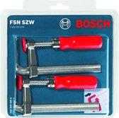 Bosch Professional FSN SZW Lijmklemmen voor geleiderail