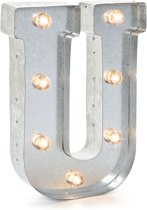 Marquee Vintage 3-d Letterlamp U