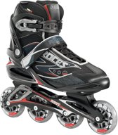 Roces Yttrium inline skate black/red maat 41