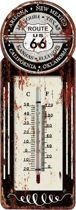 Thermometer Route 66 29 cm