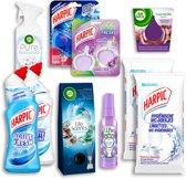 Air Wick Harpic Toilet Schoonmaakpakket - 10 stuks - Voordeelverpakking