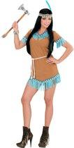Korte indianenjurk voor vrouwen - Verkleedkleding