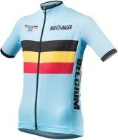 Bioracer Belgium Bodyfit Jersey Short 2.0 Size M
