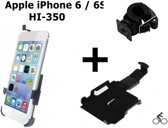 Haicom telefoonhouder fiets - Apple iPhone 6/6S