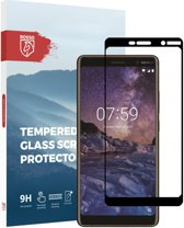 Rosso Nokia 7 Plus 9H Tempered Glass Screen Protector