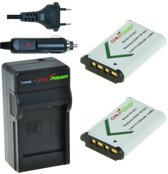 ChiliPower NP-BX1 Sony Kit - Camera Batterij Set