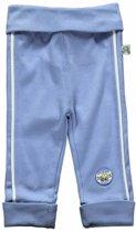 jongens Broek Blue Seven Newborn babykleding - Lichtblauw broekje - Maat 56 7081013351320