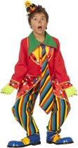 Clown jongen maat 140