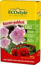 ECOstyle Rozenpakket - 800 g - rozen verzorging voor 12 planten
