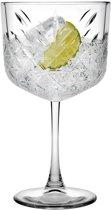 Pasabahce Timeless Gin Tonic Glas 50 cl - 4 stuks