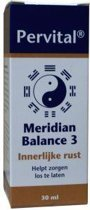 Meridian Balance 3 Innerlijke Rust 30 ml
