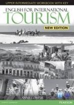 English for International Tourism Upper Intermediate  Workbook with Key and Audio CD Pack