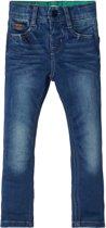 Name it Jongens Theo Extra Slim Spijkerbroek Broek - Medium Blue Denim - Maat 110