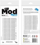 BrickStix Mod: numbers (MOD8)