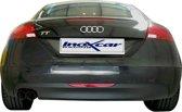 InoXcar 100% RVS Sportuitlaat Audi TT 2.0 TFSi (200pk) 2006- 2x80mm Racing